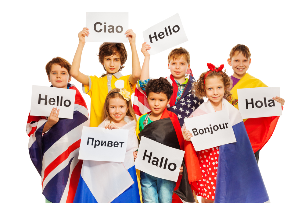 The Benefits of Learning a Second Language for Children