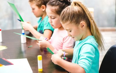 3 Winter Crafts for Preschoolers