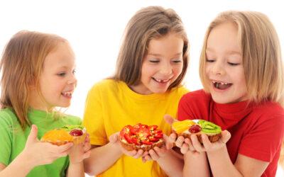 4 Healthy After School Snacks