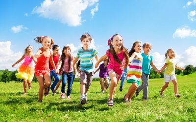 3 Fun Games to Stay Active With Your Kids