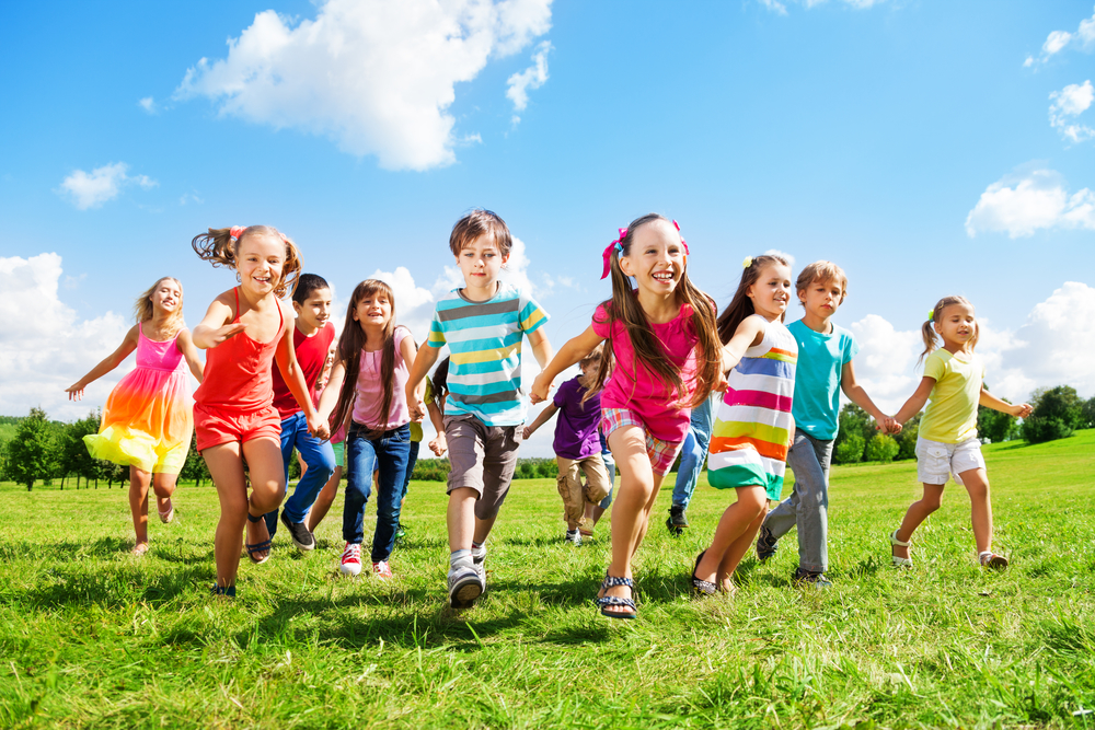 3 Fun Games to Stay Active with Your Kids | Light House School of Excellence, Conroe, TX