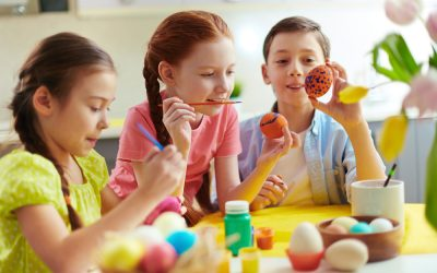 Easter Activities Your Preschooler Will Love (And Can Do Themselves!)