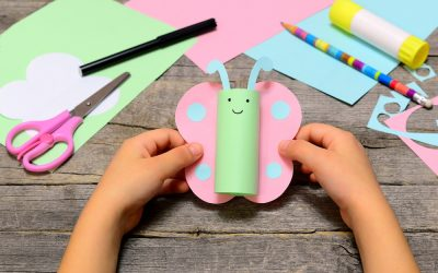 5 Summer Crafts for Preschoolers