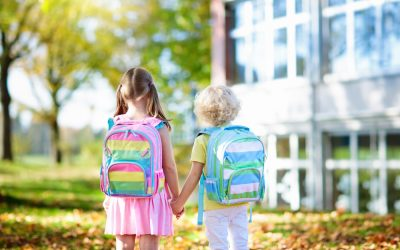 Helping Your Child Adjust to a New School