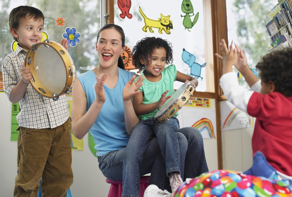 Developmental Benefits of Music for Children