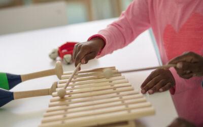 Teach Your Preschoolers About Sound Vibrations