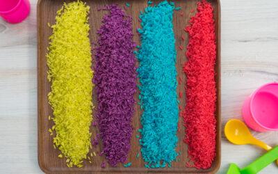 5 Rice Activities for Preschoolers