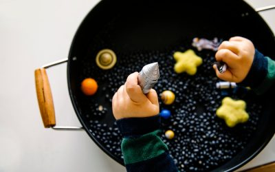 Sensory Bin Ideas for Toddlers: Getting Started