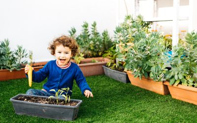 Gardening for Kids: 5 Awesome Benefits