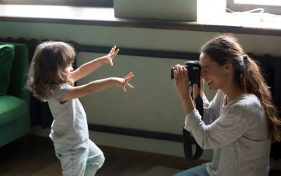 How to Get Great Photos with Kids During Family Events