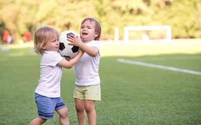 4 Steps to Conflict Resolution for Kids