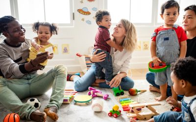 Encouraging Playing with Toddlers